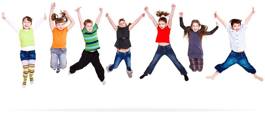 Детский фитнес - Простая жизнь