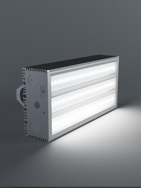 Уличный светодиодный светильник LEDEO 72