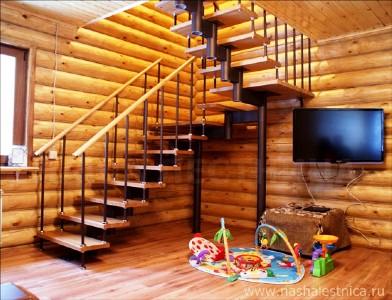 Image search маршевые деревянные лестницы