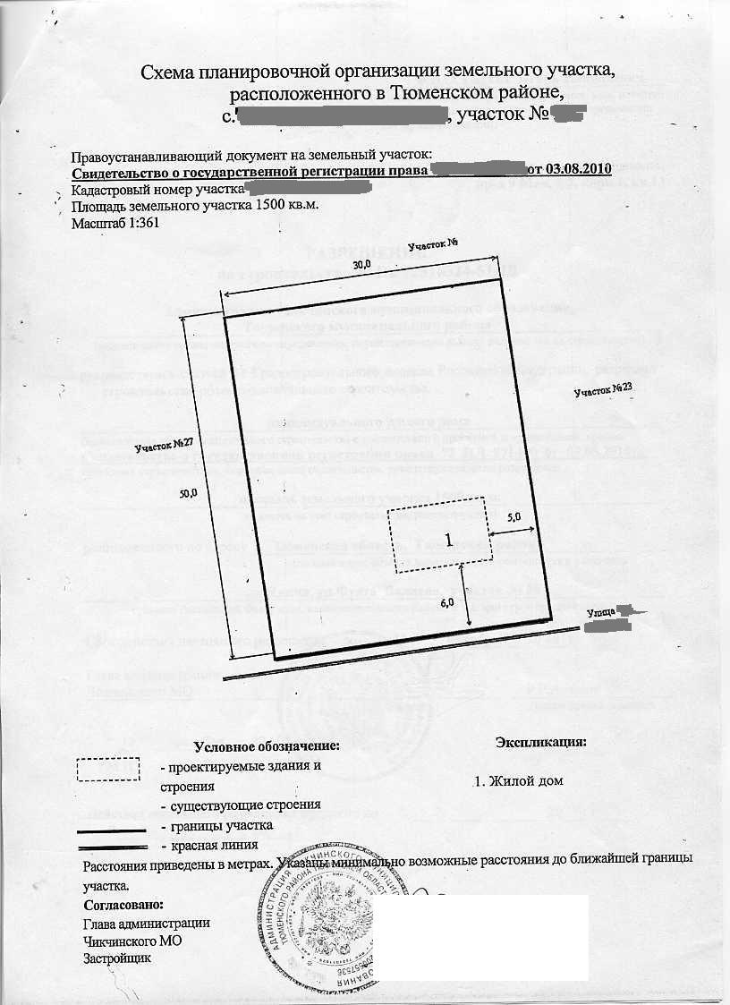 разрешение на строительство бани